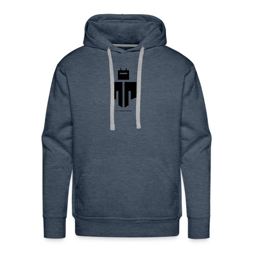 Murgatroid Robot Logo - Men's Premium Hoodie