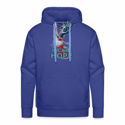 Jackalhope - Men's Premium Hoodie