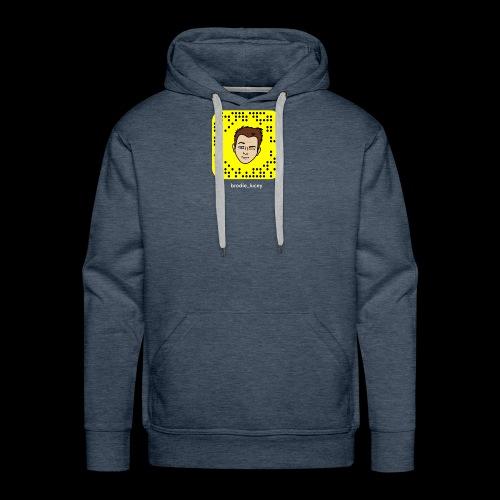 bitemoji - Men's Premium Hoodie