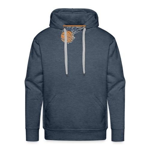 Swish - Men's Premium Hoodie