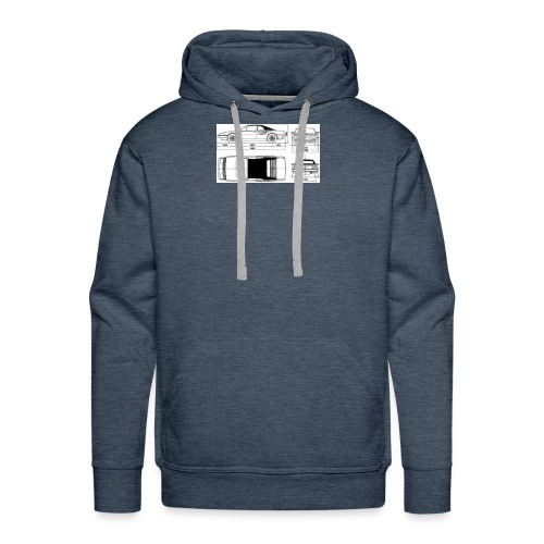 artists rendering - Men's Premium Hoodie