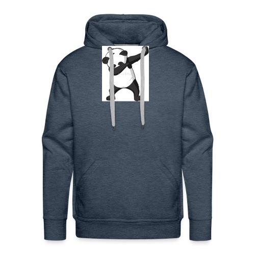 savage panda hoodie - Men's Premium Hoodie