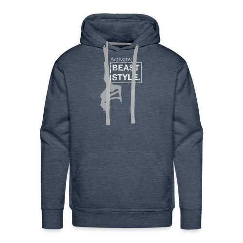 Activate: Beast Style - Men's Premium Hoodie