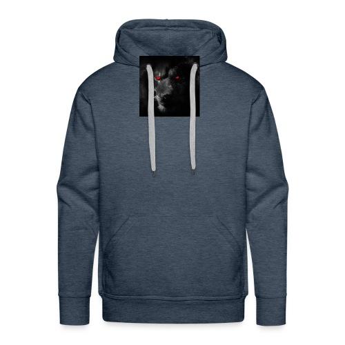 Black ye - Men's Premium Hoodie