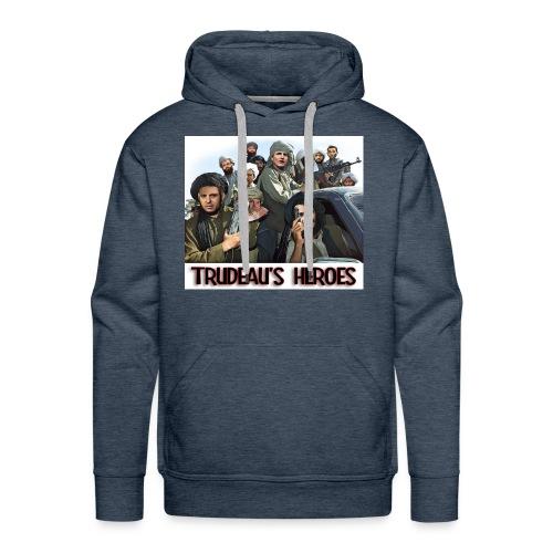 Trudeau's Heroes - Men's Premium Hoodie