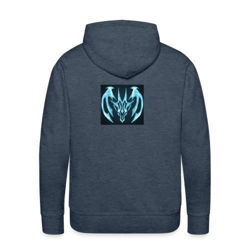 team ice dragon - Men's Premium Hoodie