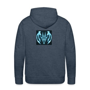 team ice dragon - Men's Premium Hoodie