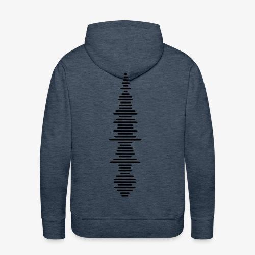 Soundwave - Men's Premium Hoodie