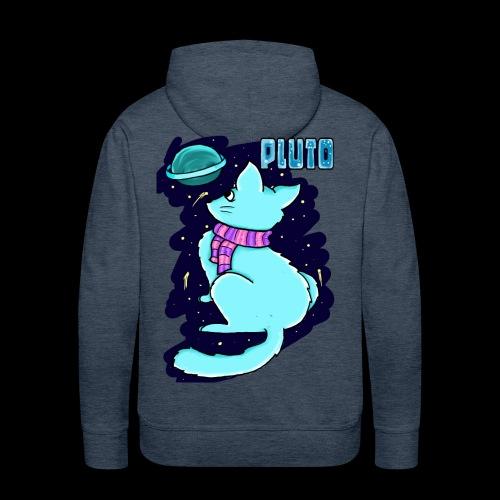Pluto Kitty - Men's Premium Hoodie