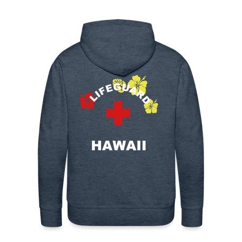 LIFEGUARD Hawaii - Men's Premium Hoodie
