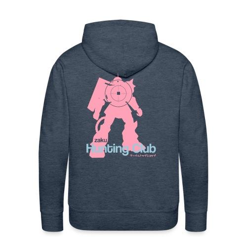 Zaku Hunting Club - Men's Premium Hoodie