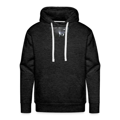 Socks in the Upside Down - Men's Premium Hoodie
