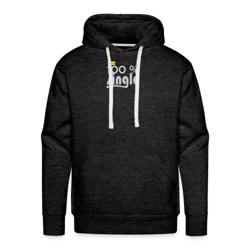 single - Men's Premium Hoodie