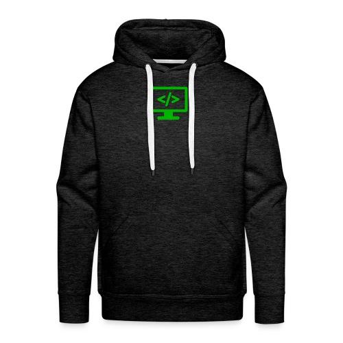 Coding Codex - Men's Premium Hoodie