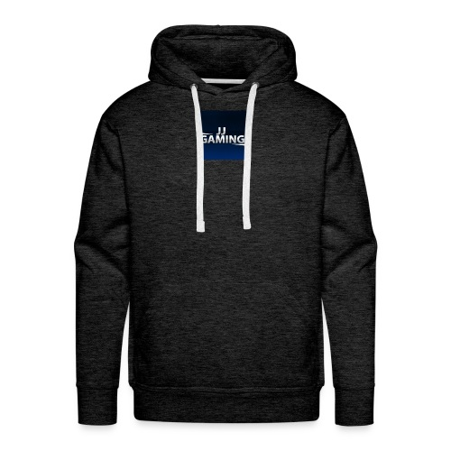 JJ Gaming logo - Men's Premium Hoodie