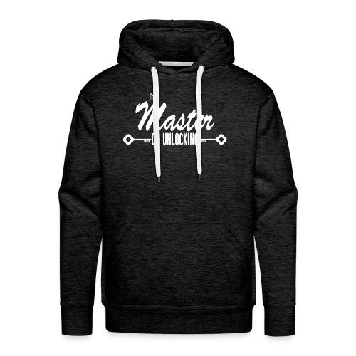 The Master of Unlocking (Alt) - Men's Premium Hoodie