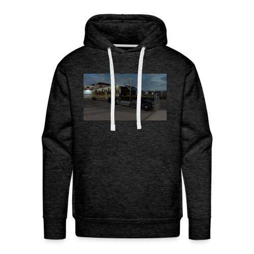 IN HONOR OF BURT REYNOLDS - Men's Premium Hoodie