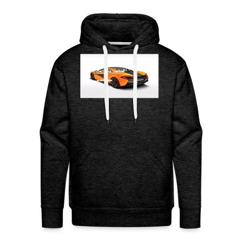 ChillBrosGaming Chill Like This Car - Men's Premium Hoodie