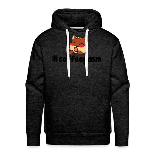 #CoffeeGasm Chiprel - Men's Premium Hoodie