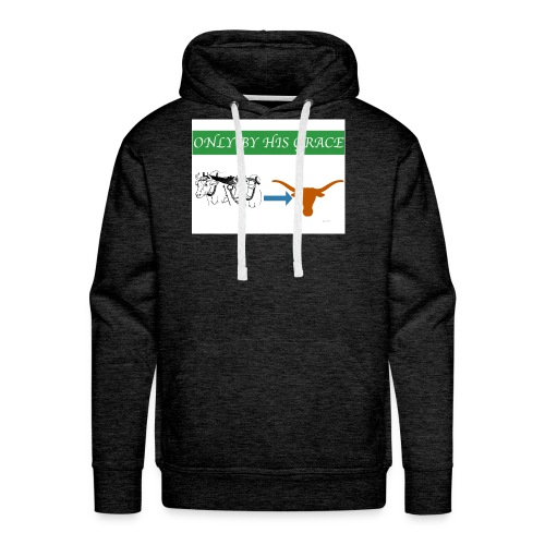 OXEN TO TEXAN - Men's Premium Hoodie