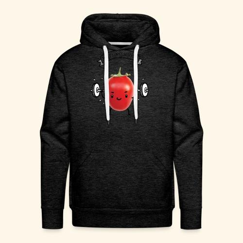 Tomato Man Gym - Men's Premium Hoodie