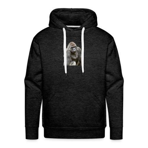 Pray for Harambe - Men's Premium Hoodie