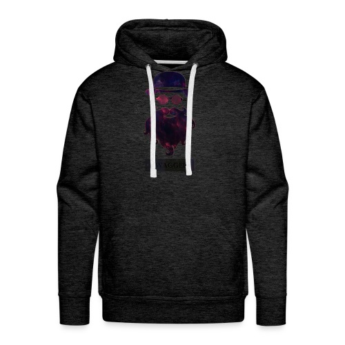 SWAGGER- Beard Swagg - Men's Premium Hoodie
