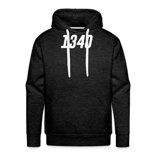 1340 - Men's Premium Hoodie