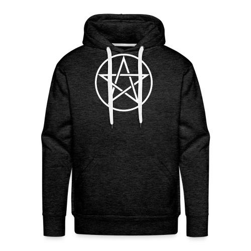 Pentagram Shirts - Men's Premium Hoodie