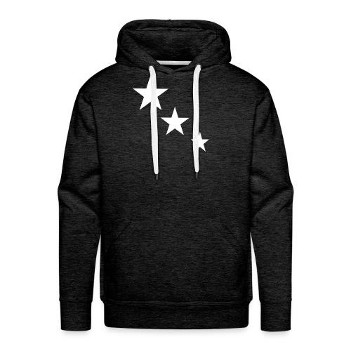 3 STARS - Men's Premium Hoodie