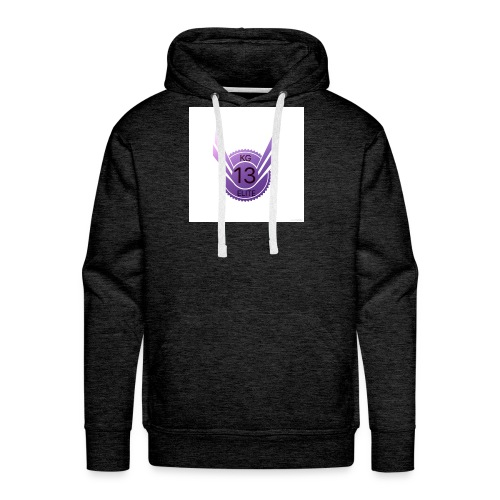 This is my first company - Men's Premium Hoodie