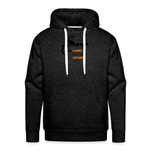 Biker Tshirt - Men's Premium Hoodie