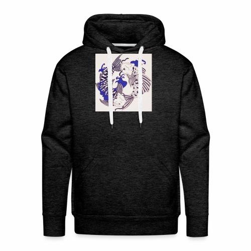 Yin Yang Koi - Men's Premium Hoodie