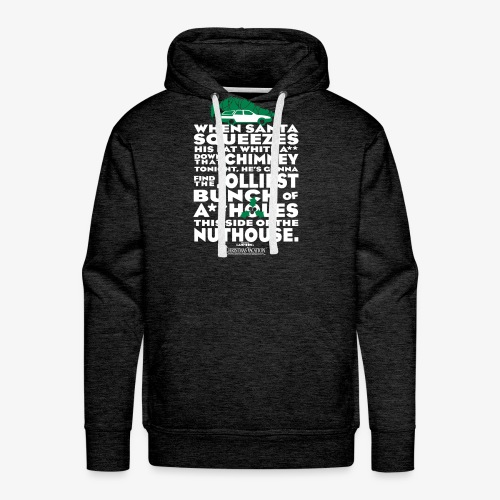 CHRISTMAS VACATION JOLLIEST BUNCH - Men's Premium Hoodie