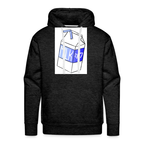 Box of milk - Men's Premium Hoodie