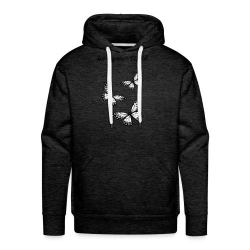 be_you_tiful_black - Men's Premium Hoodie