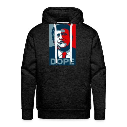 Trump Dope - Men's Premium Hoodie