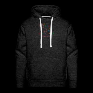 I'm better because I'm a Unicorn - Men's Premium Hoodie