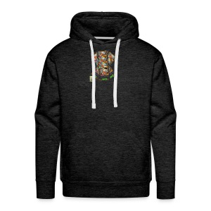 Photo Strip Shirt - Men's Premium Hoodie