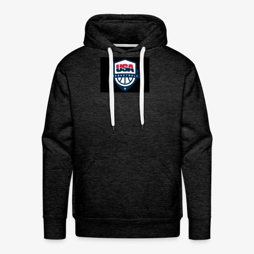 Team USA phone cases or shirts - Men's Premium Hoodie