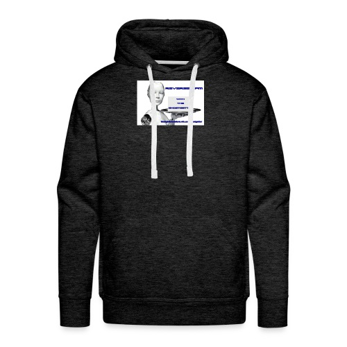 Reverse Banner - Men's Premium Hoodie