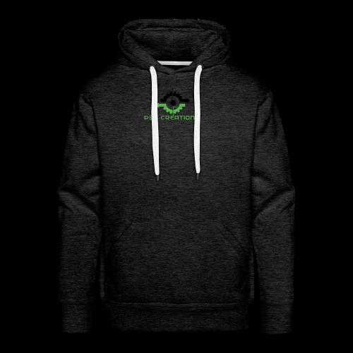 P3D Creations Logo - Men's Premium Hoodie