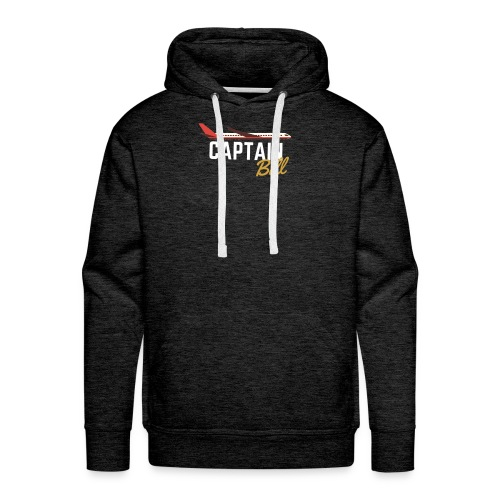 Captain Bill Avaition products - Men's Premium Hoodie