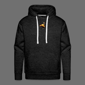 Abstract Phoenix - Men's Premium Hoodie