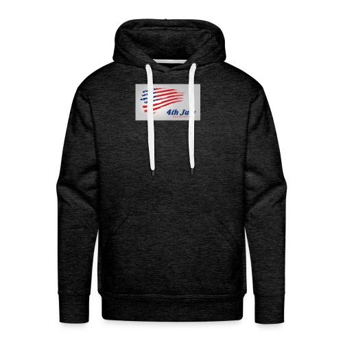 USA Independence Day 2 - Men's Premium Hoodie