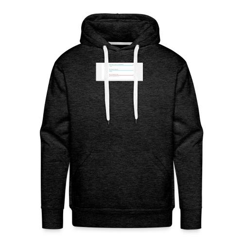 bulk_upload - Men's Premium Hoodie