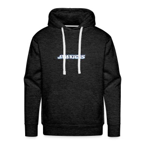 JAWKICKS LOGO APPAREL - Men's Premium Hoodie