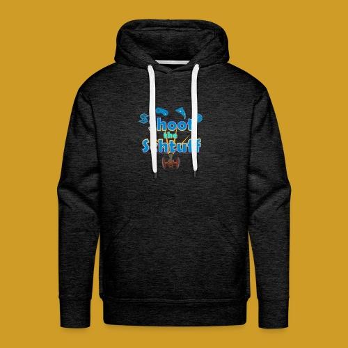 Official Shoot The Schtuff Logo - Men's Premium Hoodie