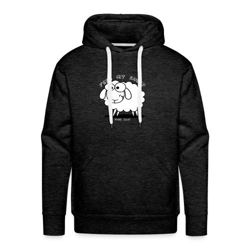 Feed My Sheep - Men's Premium Hoodie