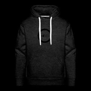 Plain Nameless Logo - Men's Premium Hoodie